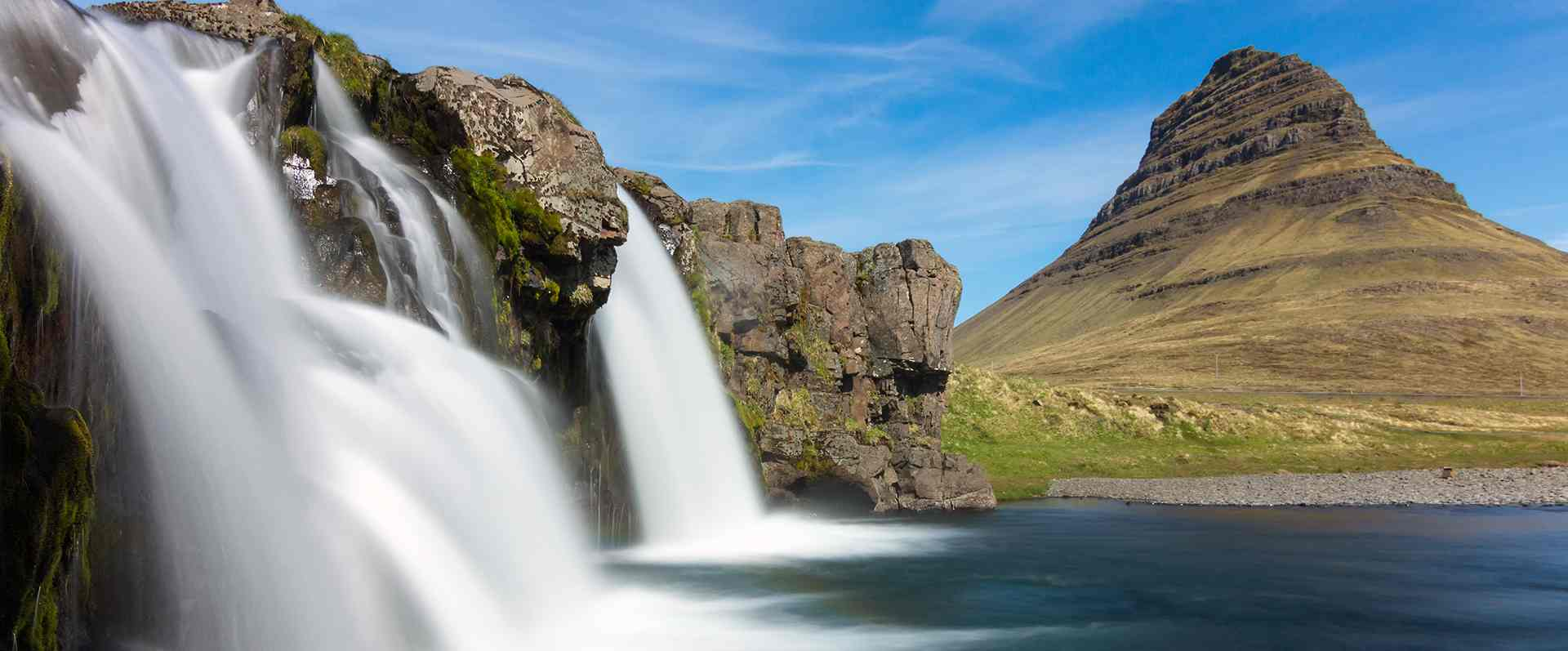 the-kirkjufellsfoss-in-iceland